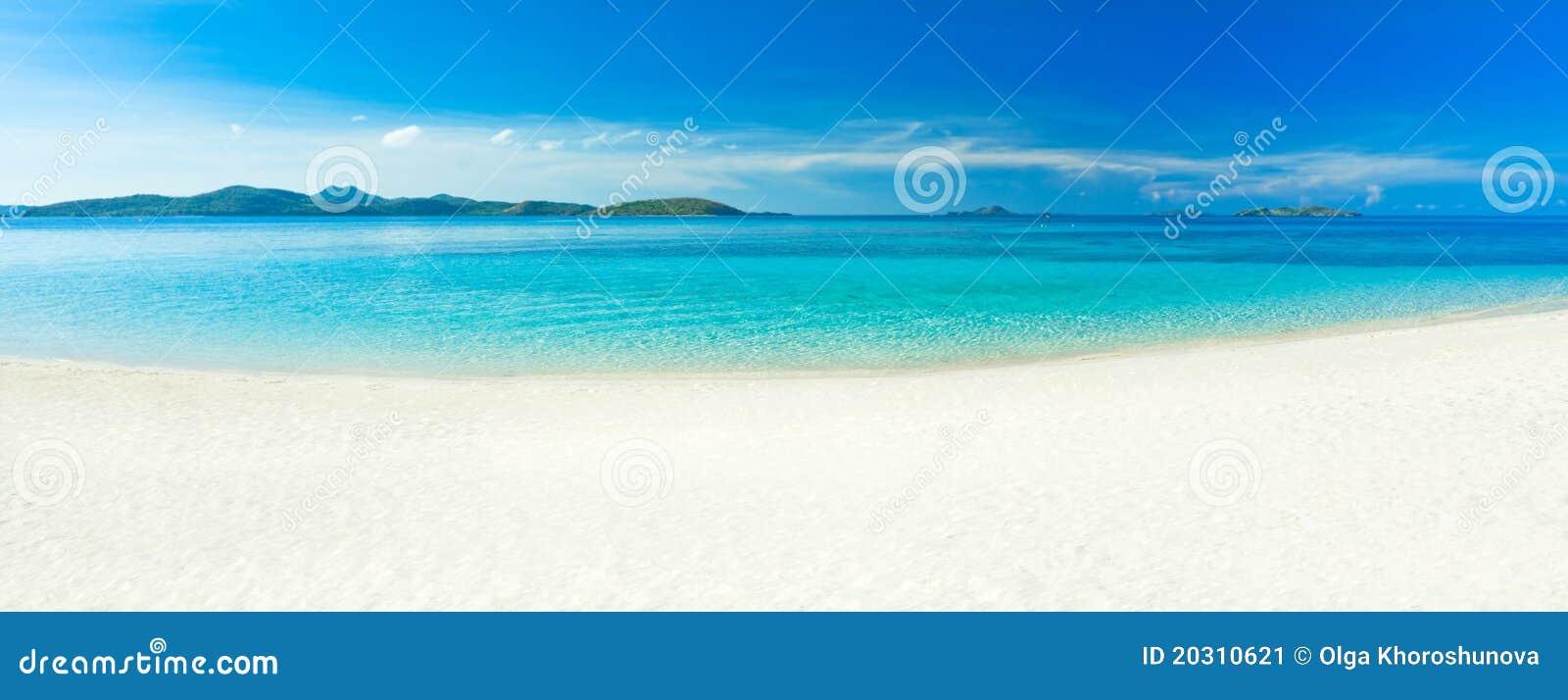 Plażowa panorama