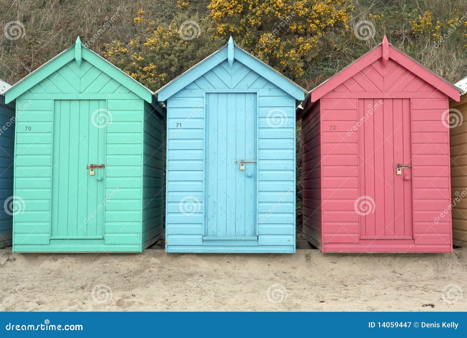 Plażowe budy Wales