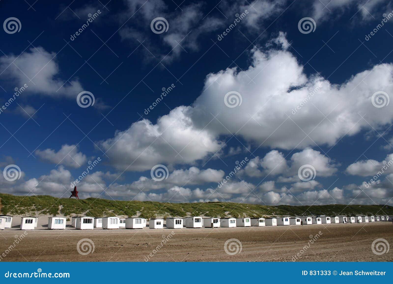 Plażowi domy loekken