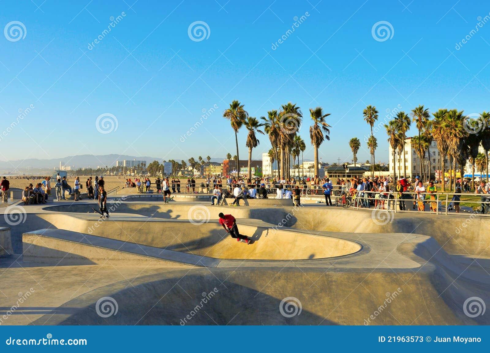 Plażowi stan zlany Venice