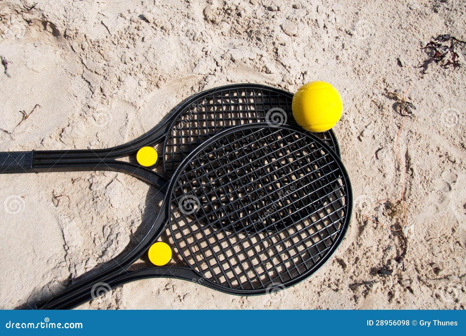 Plażowi tenisowi kanty