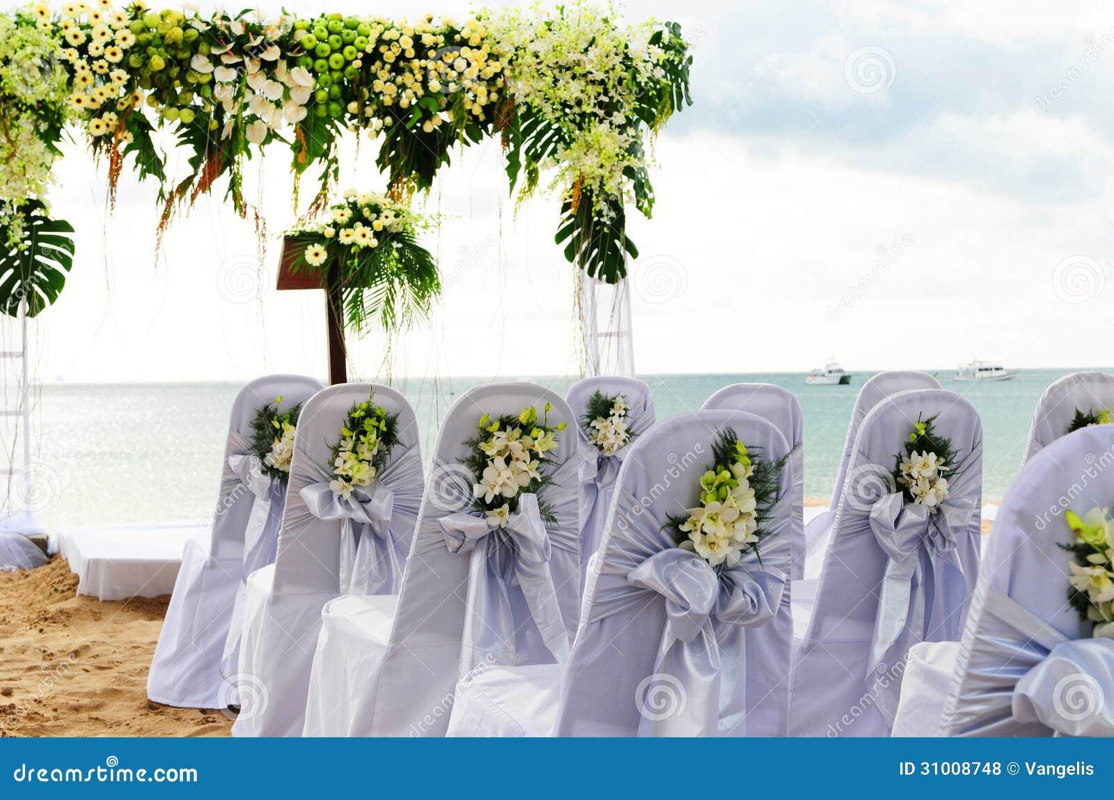 Plażowy ślub