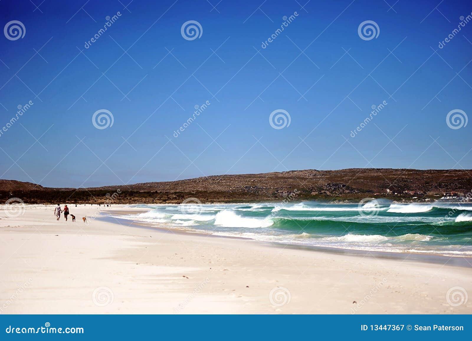 Plażowy biel