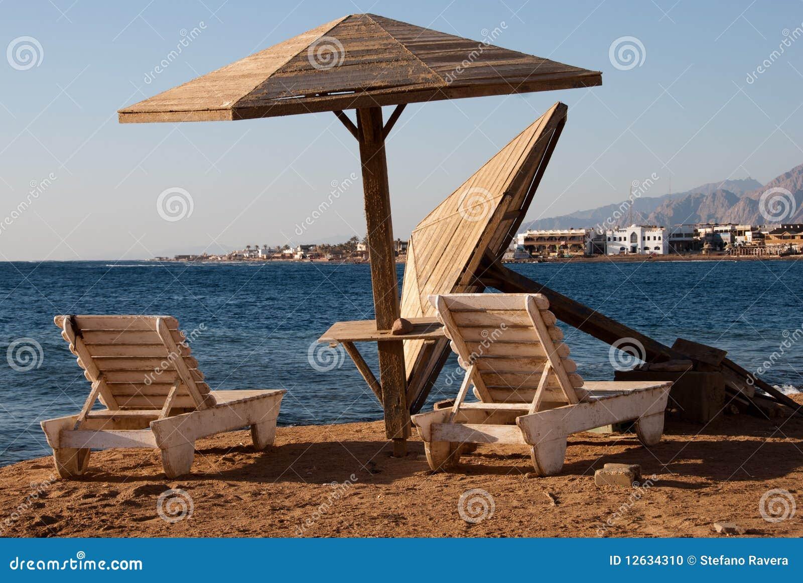 Plażowy dahab
