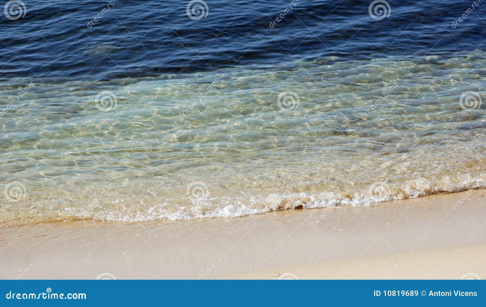 Plażowy jasny