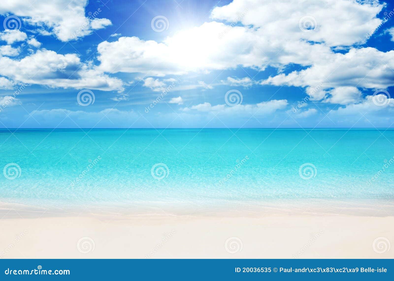 Plażowy lato