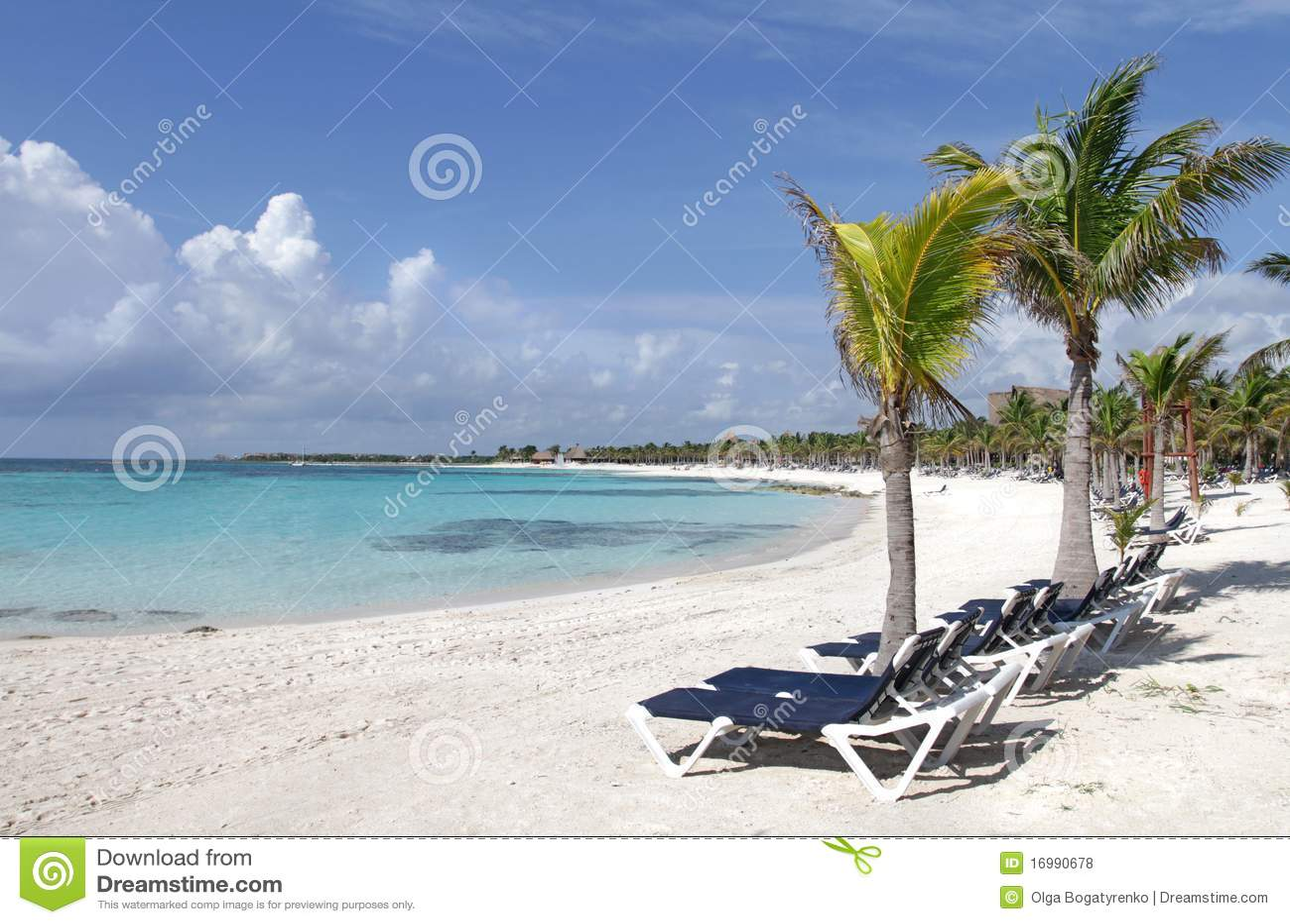 Plażowy majowie Mexico Riviera