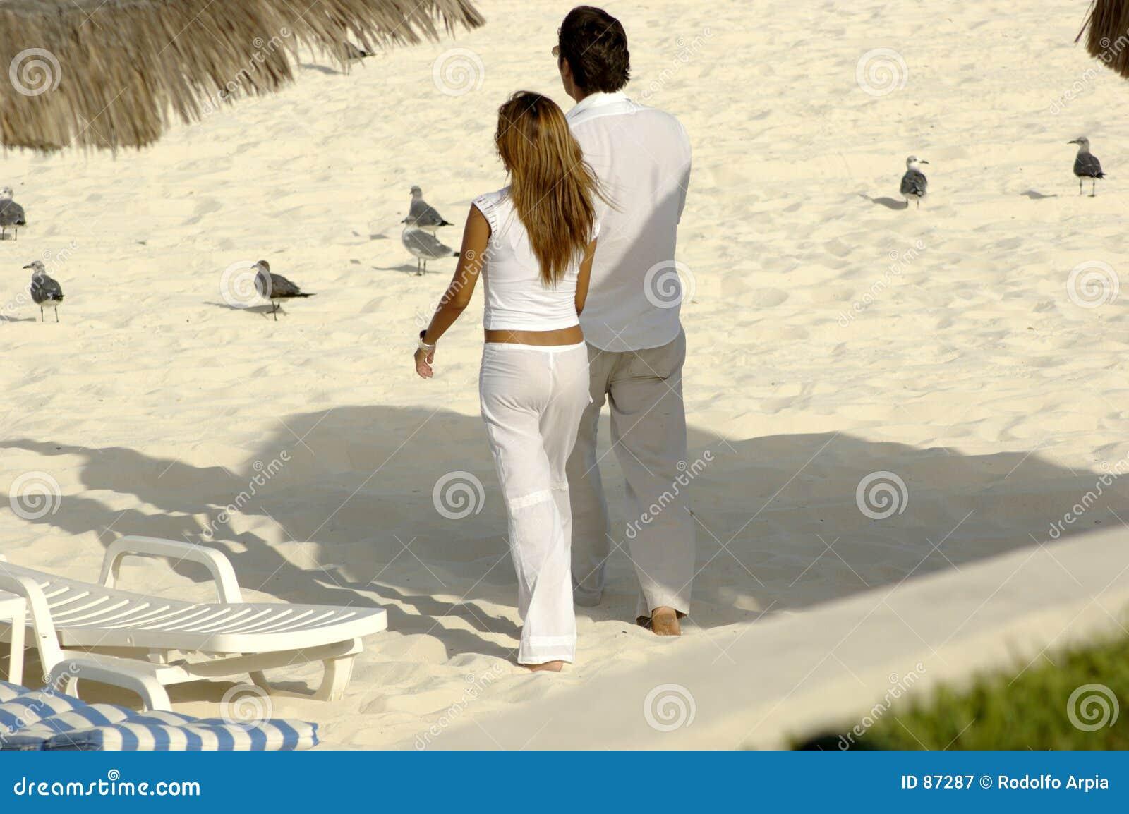 Plażowi kochanków