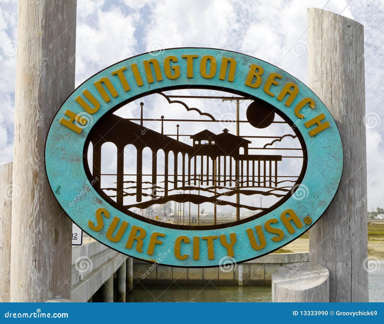 Plażowy Huntington
