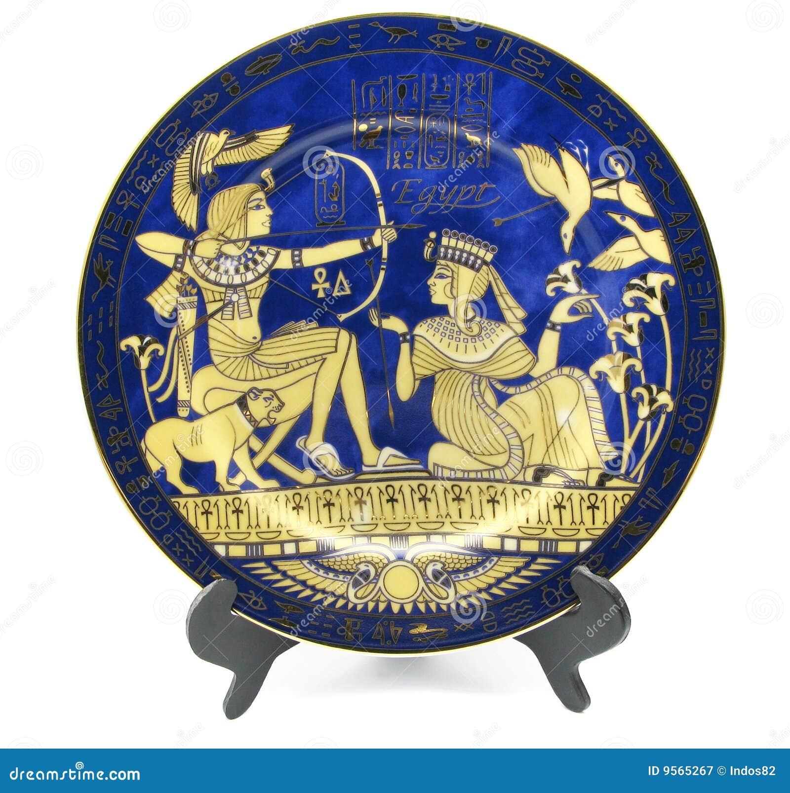 Placa da porcelana