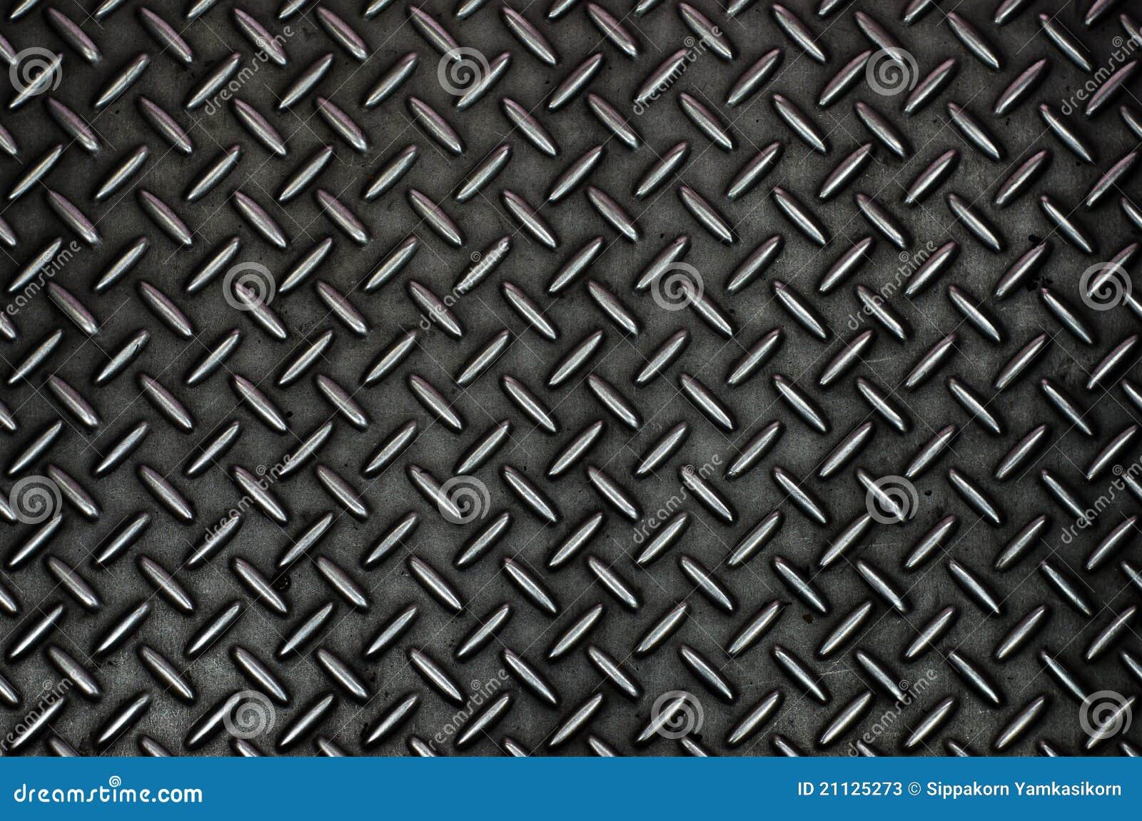 Placa de acero del suelo imagen de archivo imagen de for Placa de acero