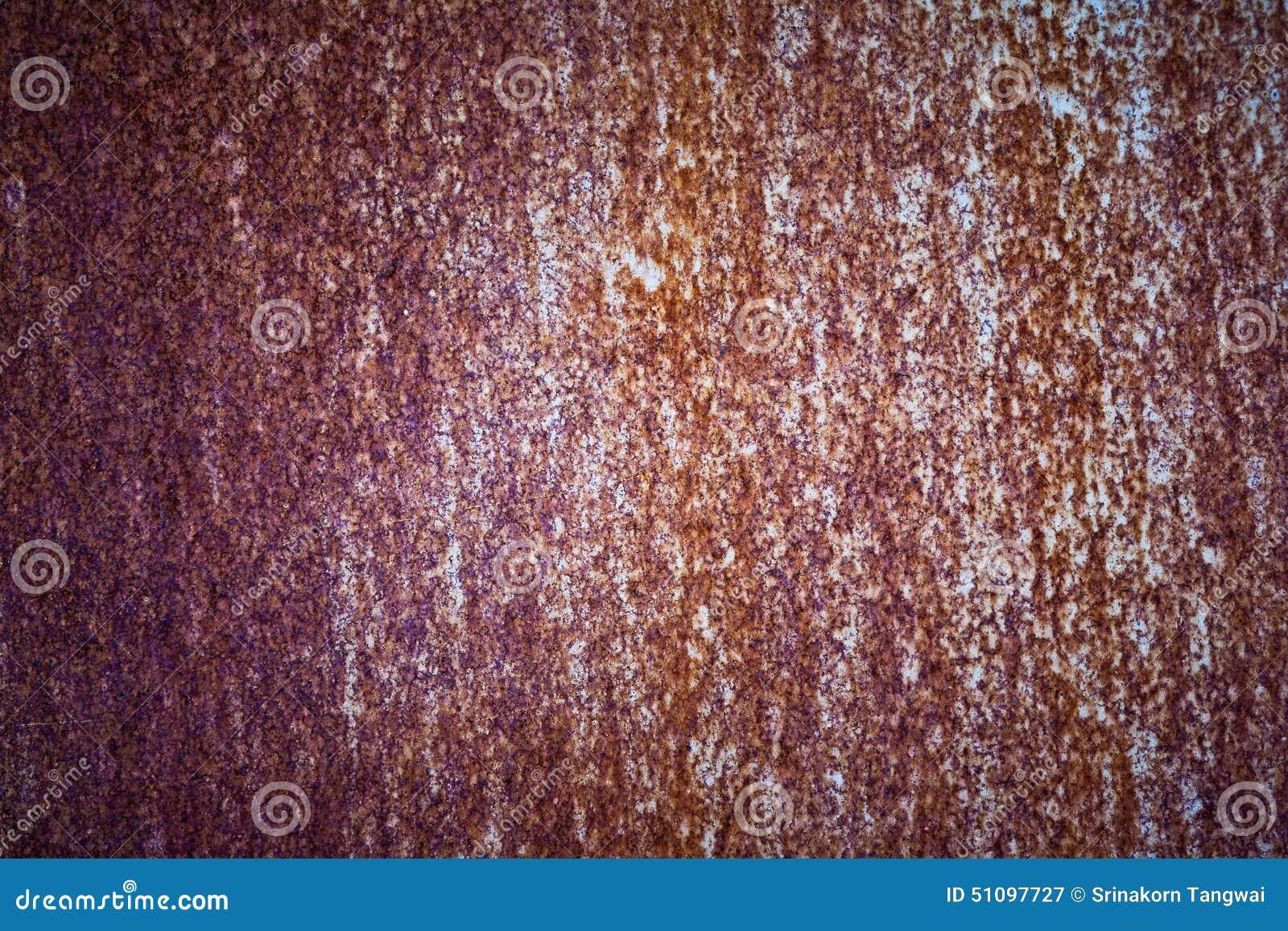 Placa de acero oxidada foto de archivo imagen 51097727 for Placa de acero