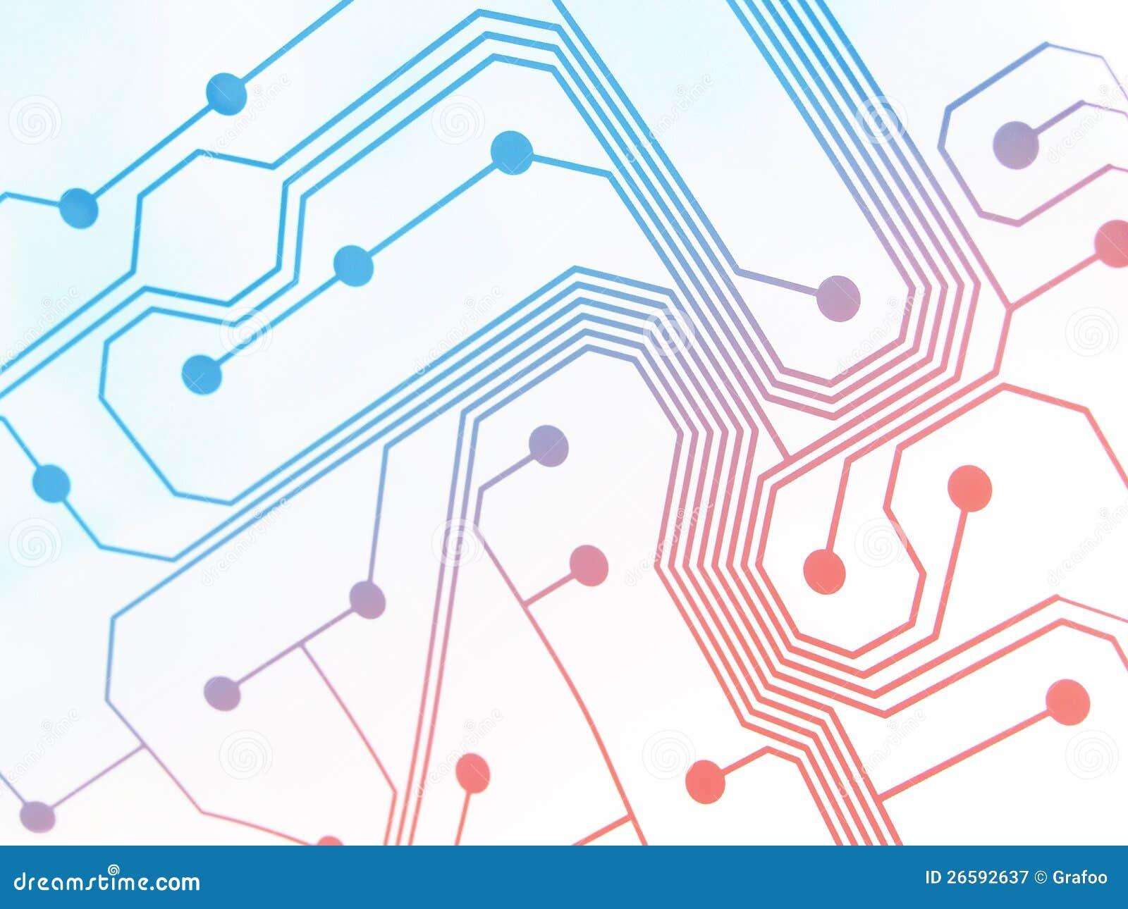 Placa de circuito electrónica