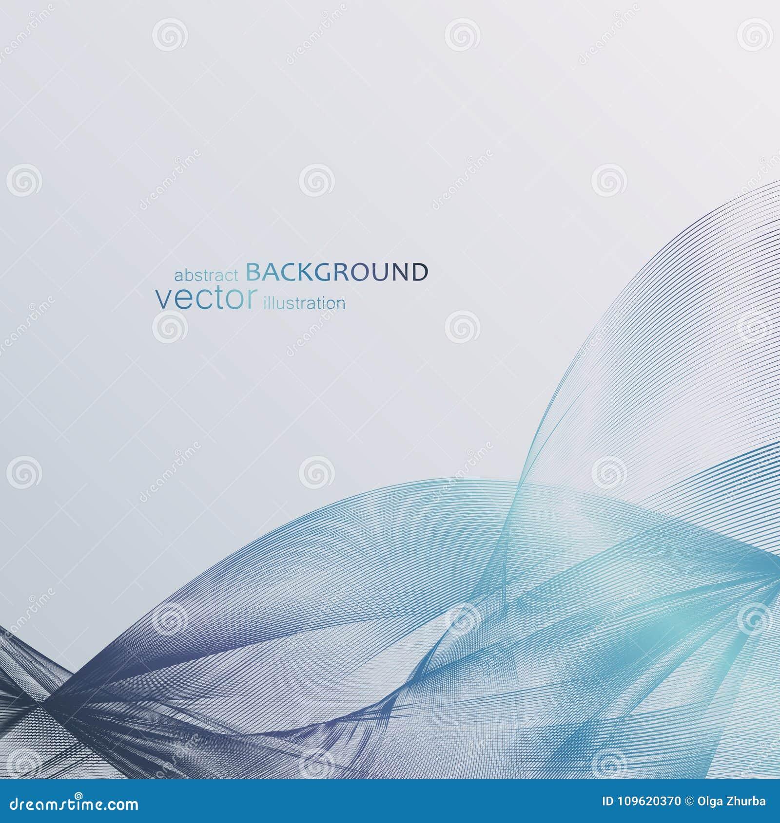 Placa de circuito, fondo de la tecnología Ilustración del vector