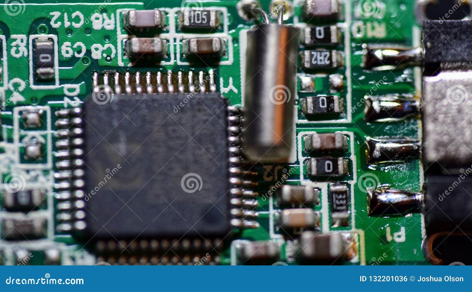 Placa de circuito genérica