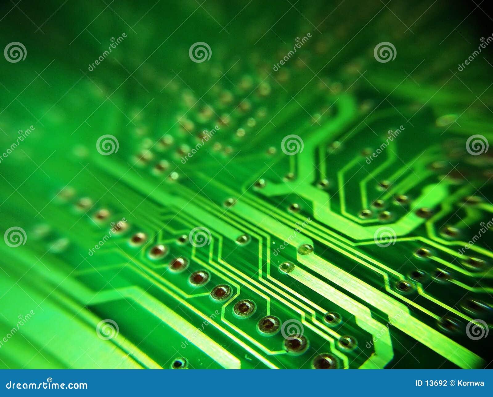 Placa de eletrônica