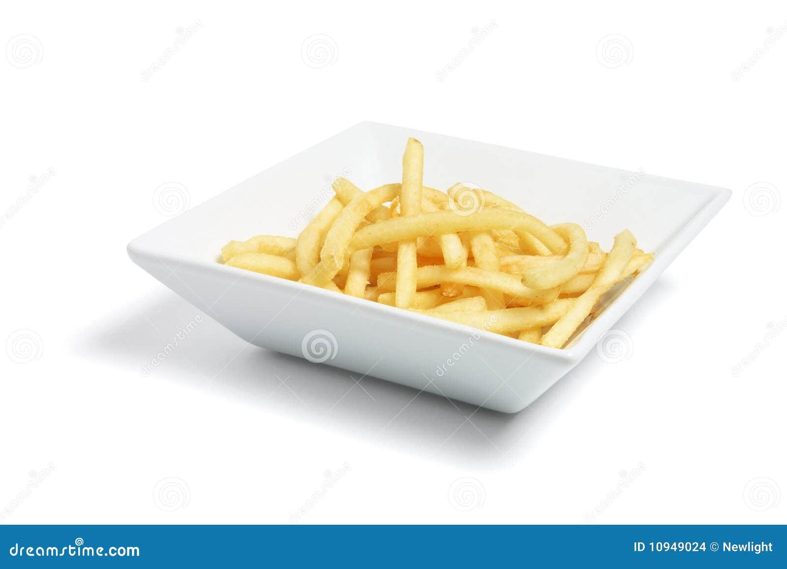 Placa de fritadas francesas