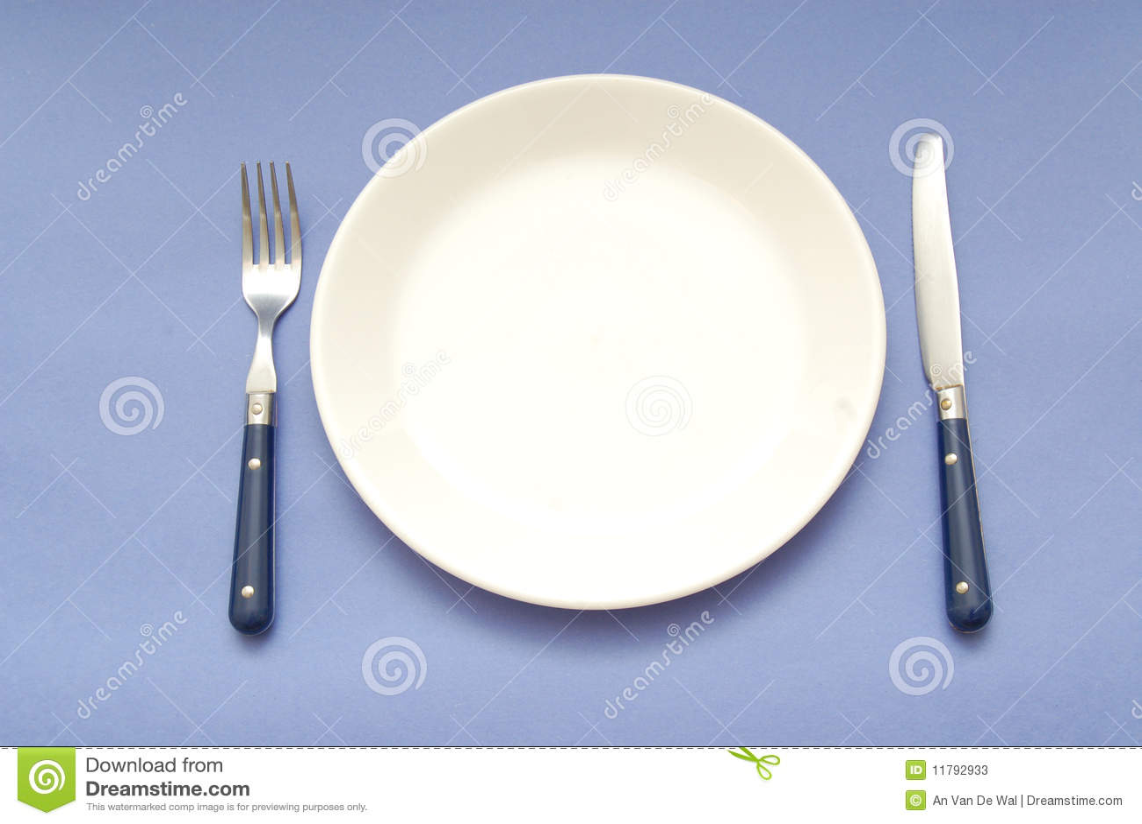 Placa de jantar