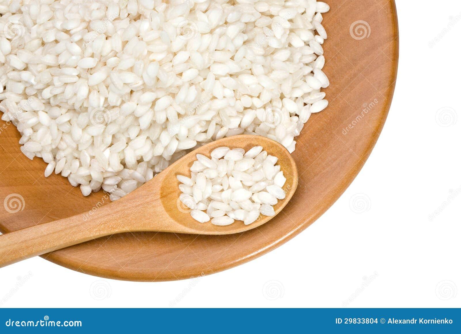 Grões do arroz