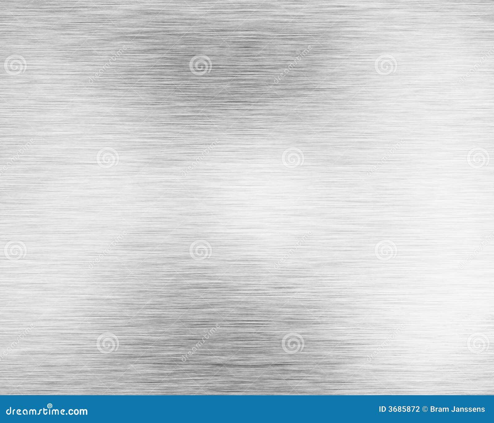 Placa de metal escovada do alluminium