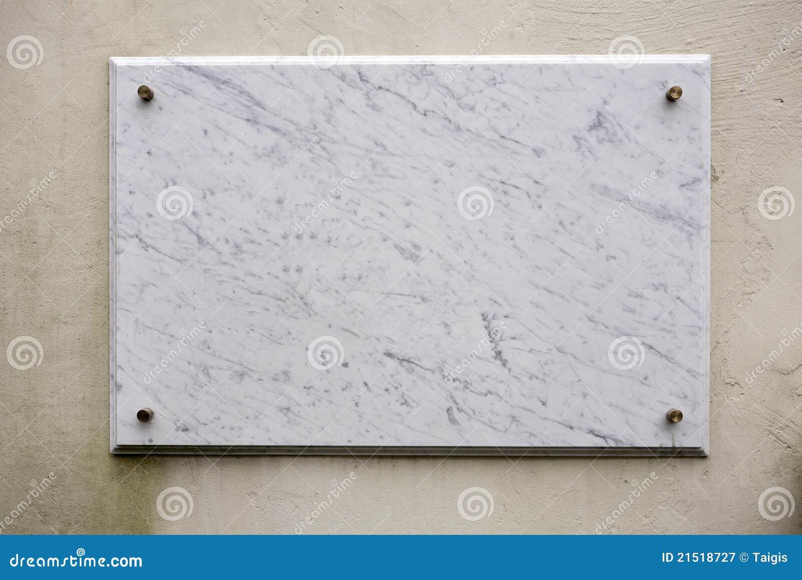 Placa de m rmol fotograf a de archivo libre de regal as for Placas de marmol medidas