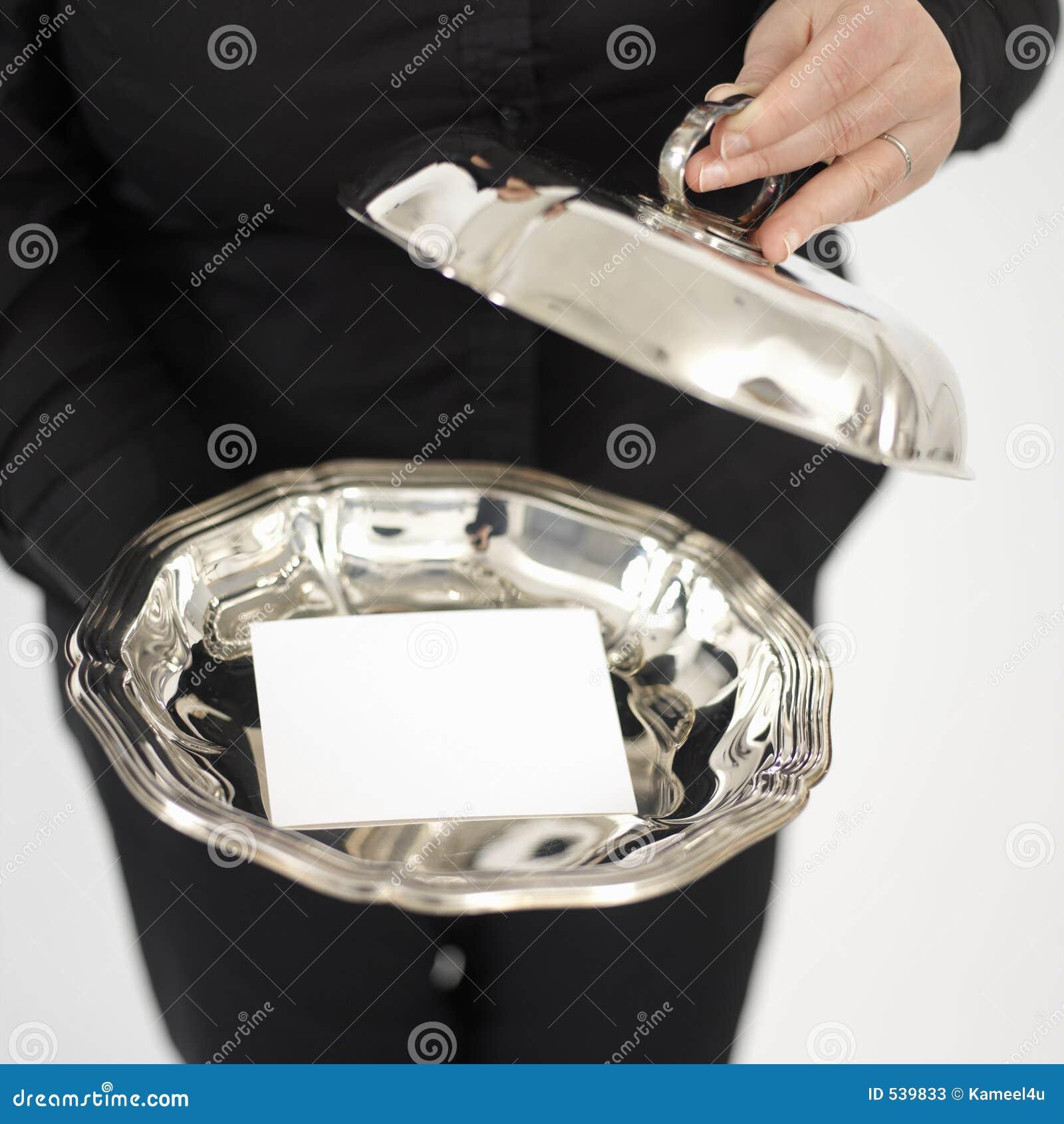 Placa de prata