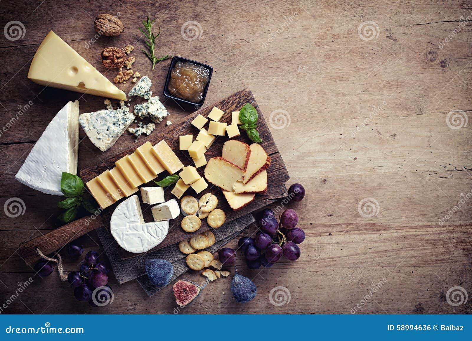 Placa de queso