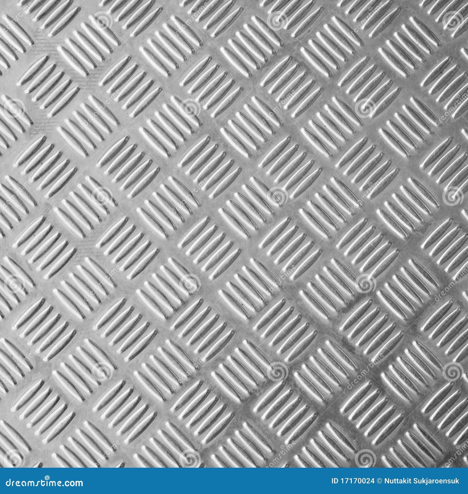 Placa de suelo brillante de acero inoxidable foto de - Placa acero inoxidable ...