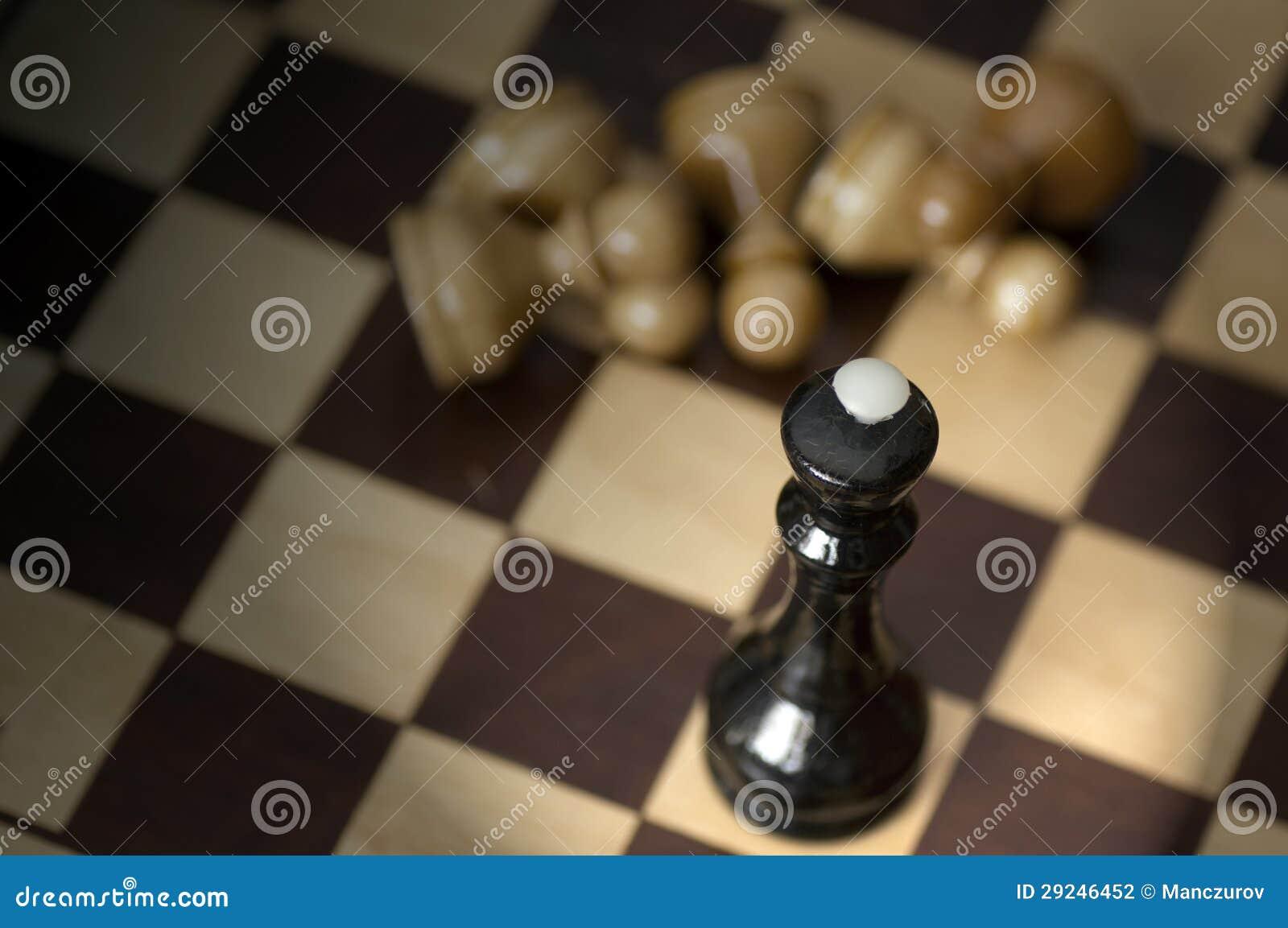 Download Placa de xadrez ilustração stock. Ilustração de movimento - 29246452