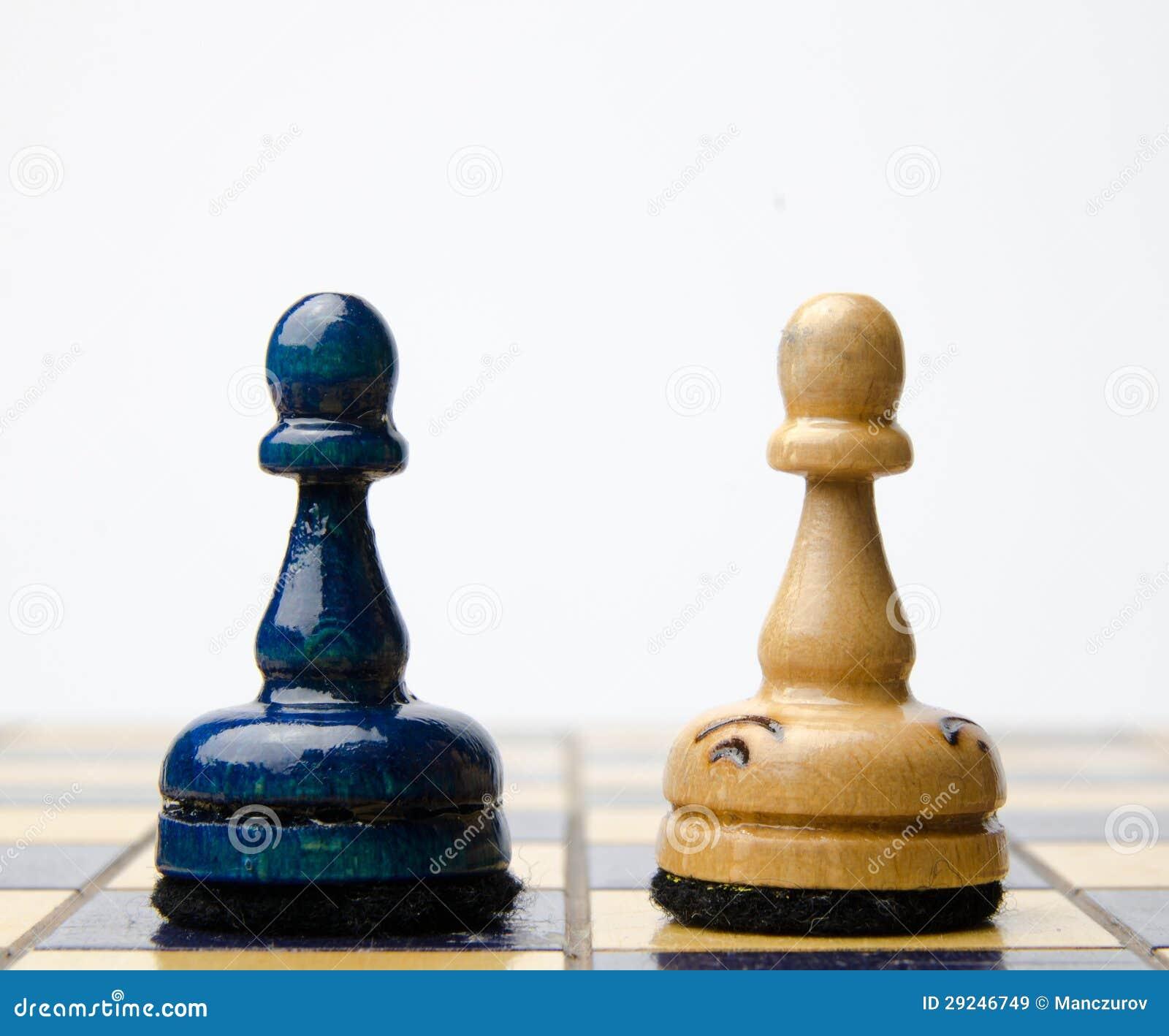 Download Placa de xadrez ilustração stock. Ilustração de jogo - 29246749