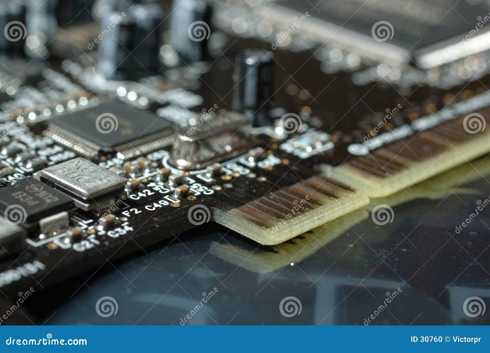Placa do computador