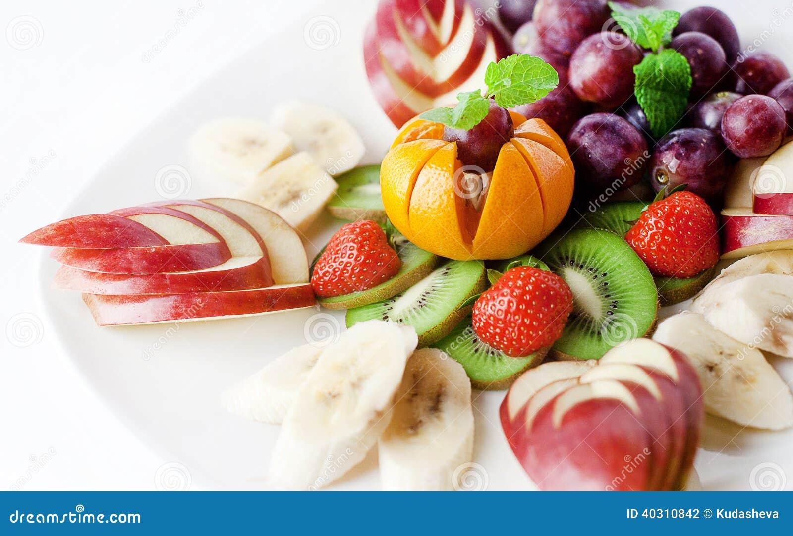 Placa do fruto