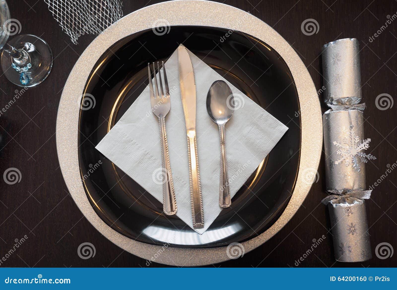 Placa y sistema de cena