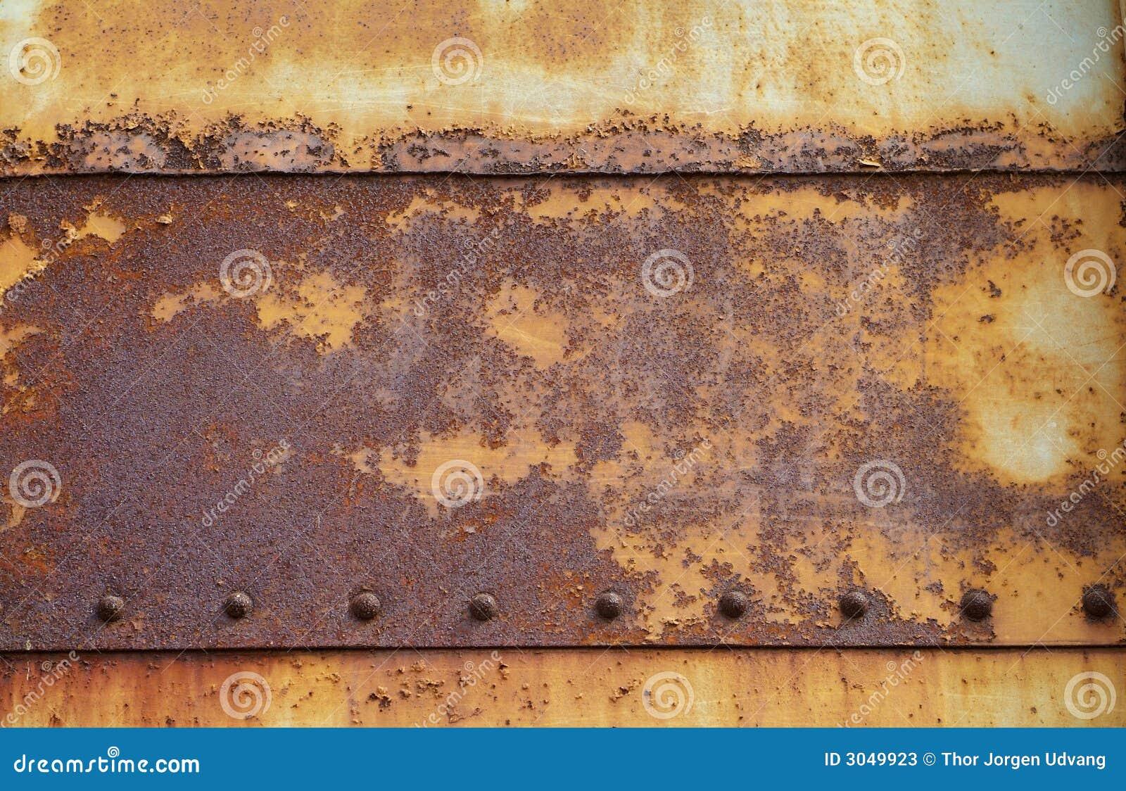 Placas de acero oxidadas viejas fotos de archivo imagen for Placa de acero