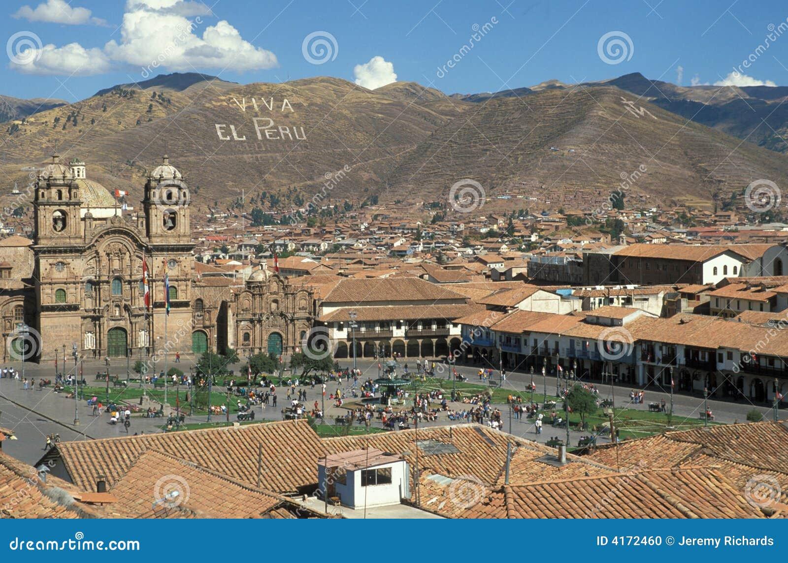 Place de Cuzco