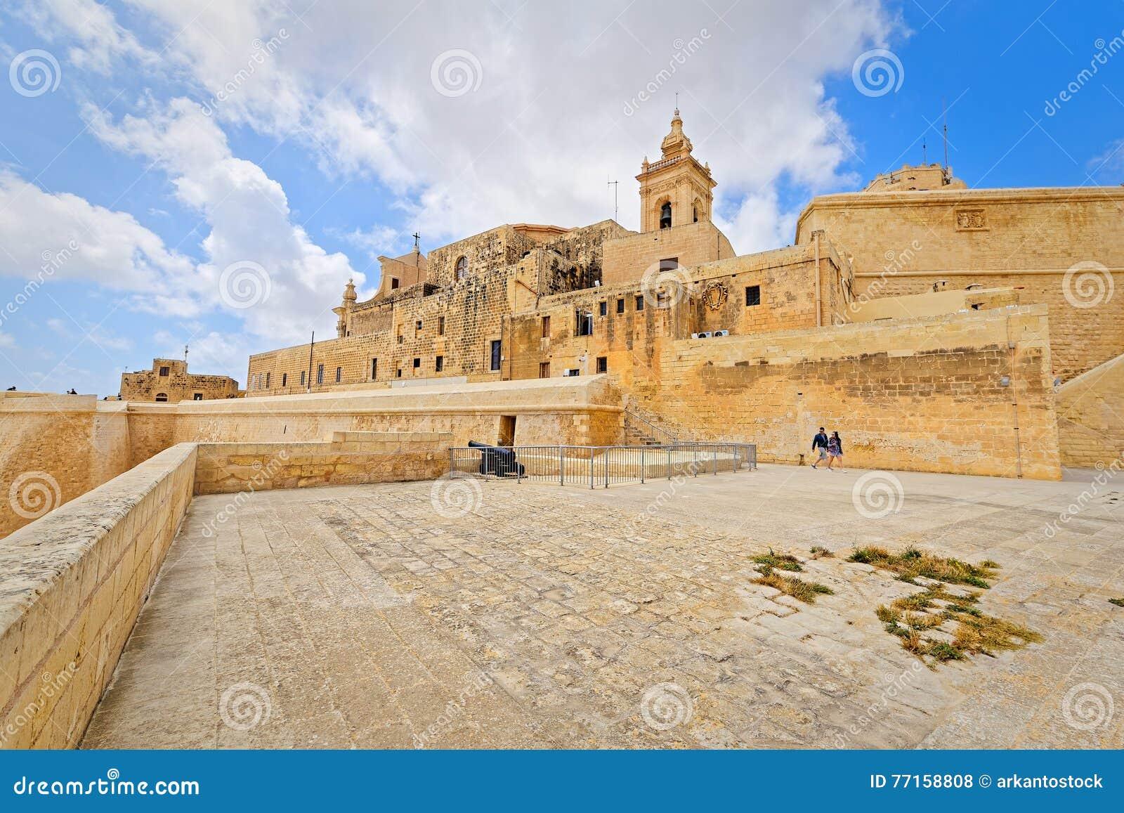 Place de forteresse de Gozo, IR-Rabat