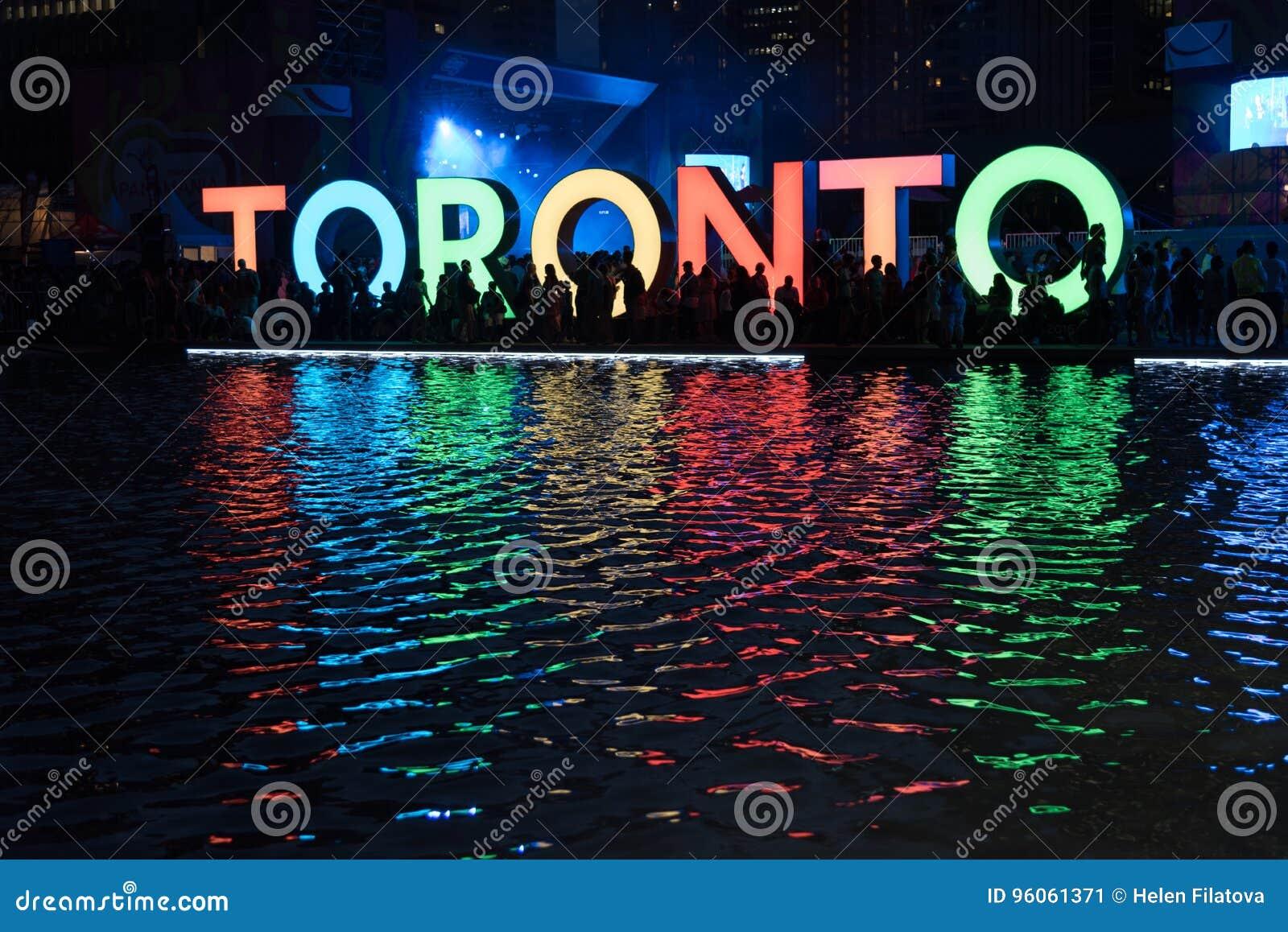 Place de Nathan Phillip à Toronto