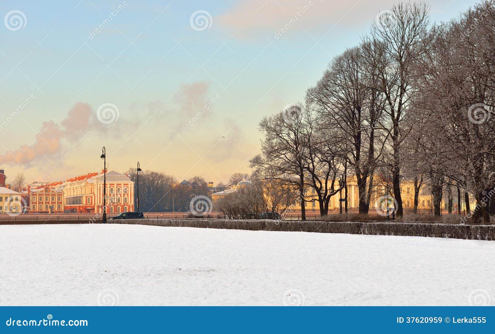 Place de sénat (St Petersbourg)
