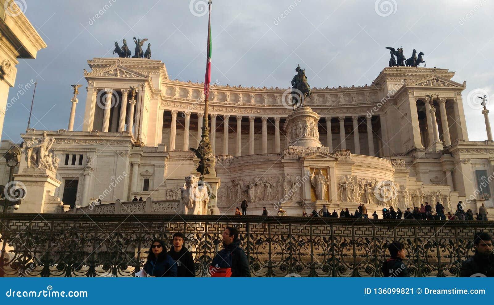 Place de Venise à Roma