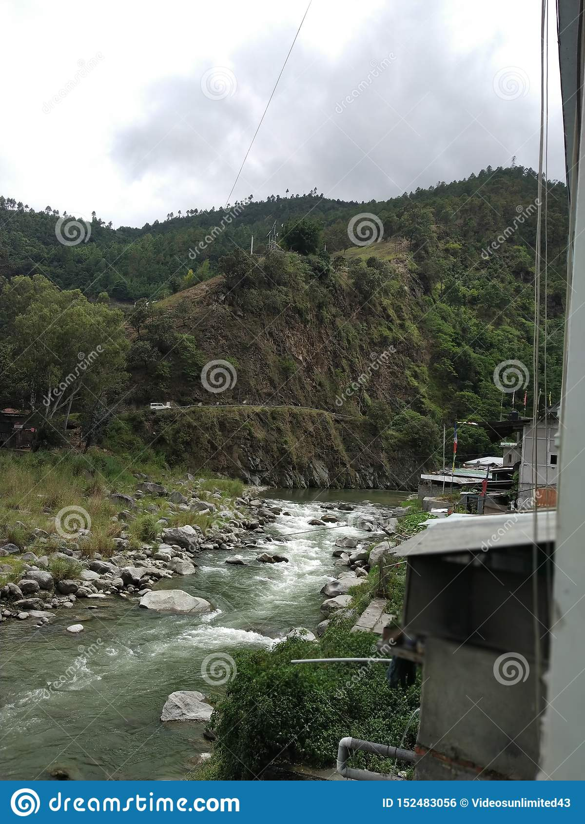 Indian photos It`s a mountain river view very nice place and