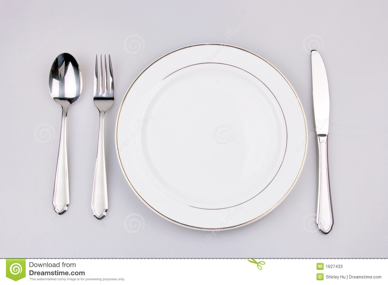 Place setting stock photos image 1627433 for Place setting images