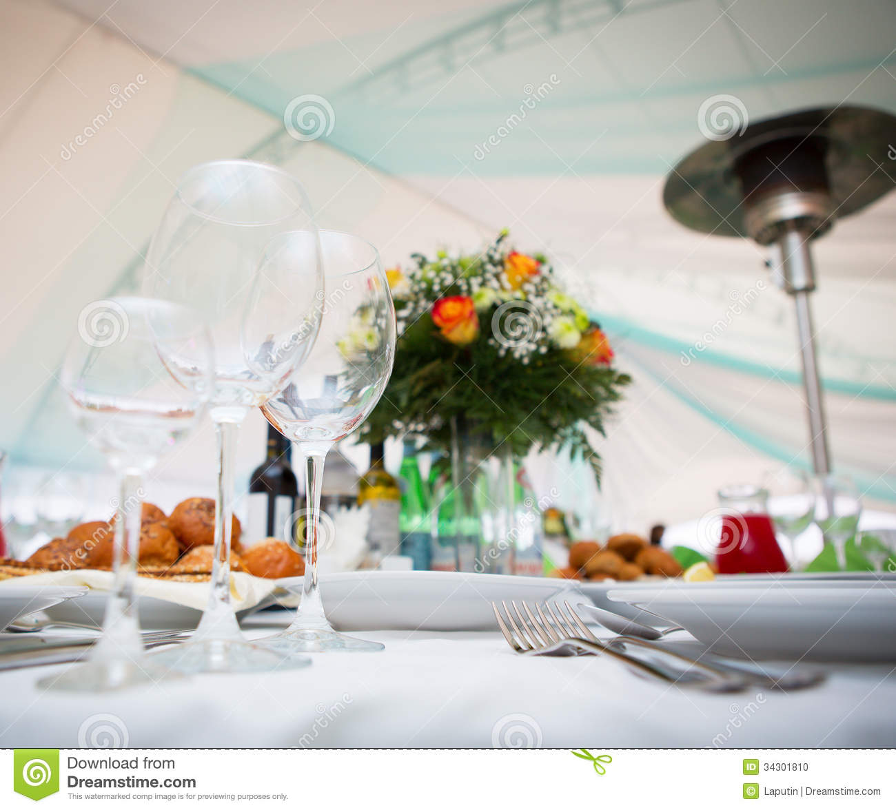 Place Setting stock photo Image of fork holiday  : place setting fine dining restaurant dinner table 34301810 from dreamstime.com size 1300 x 1176 jpeg 126kB