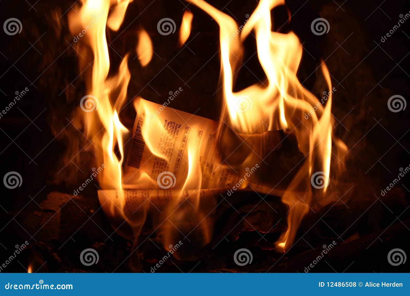 Placements brûlés