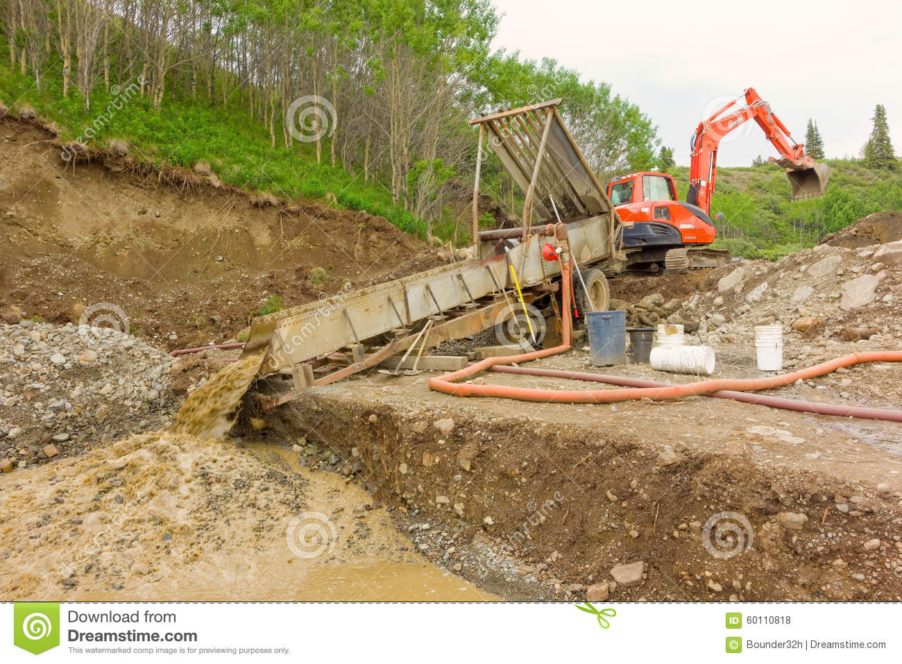 Gold mining operation business plan jobs