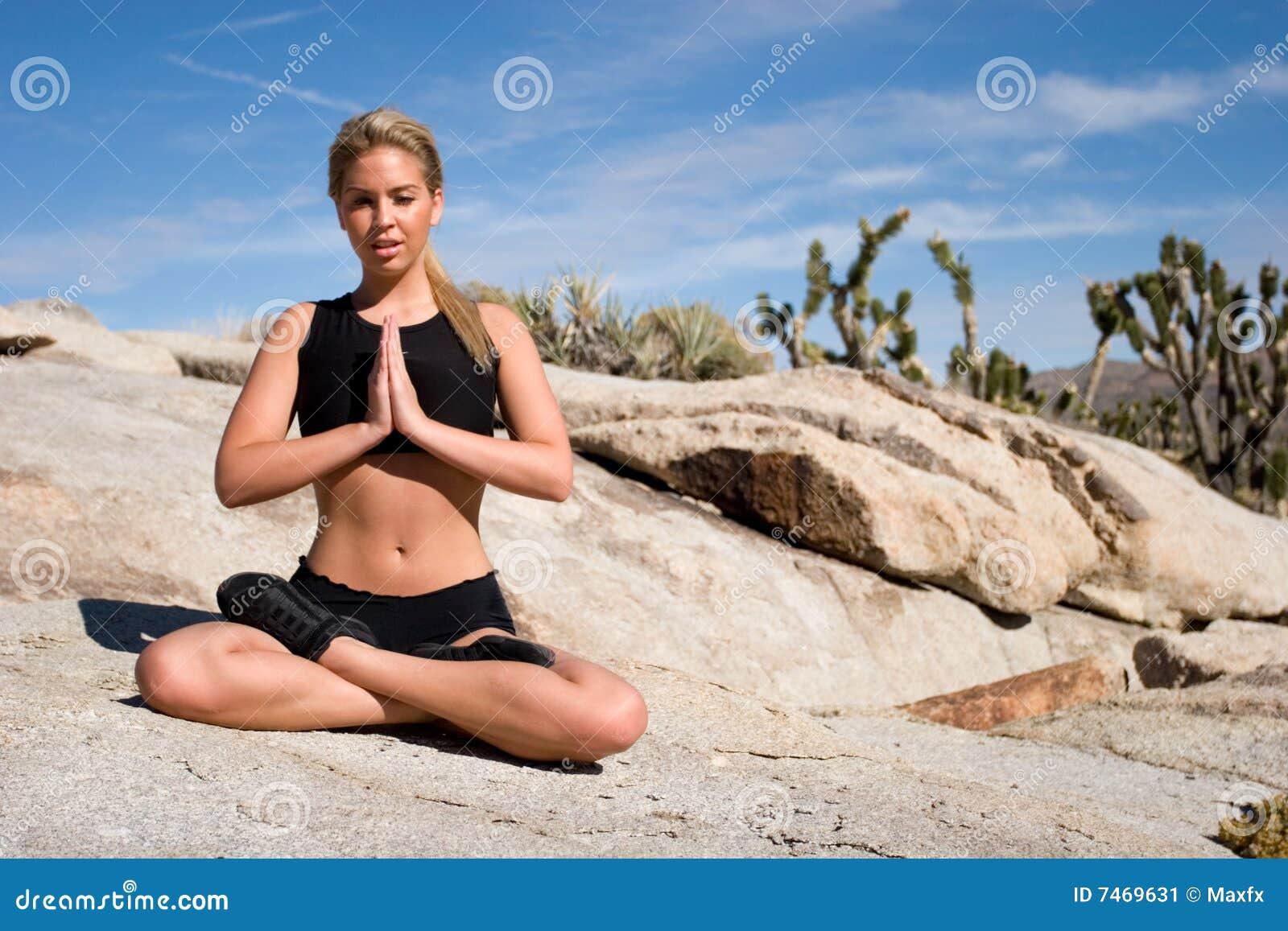 Placez le yoga