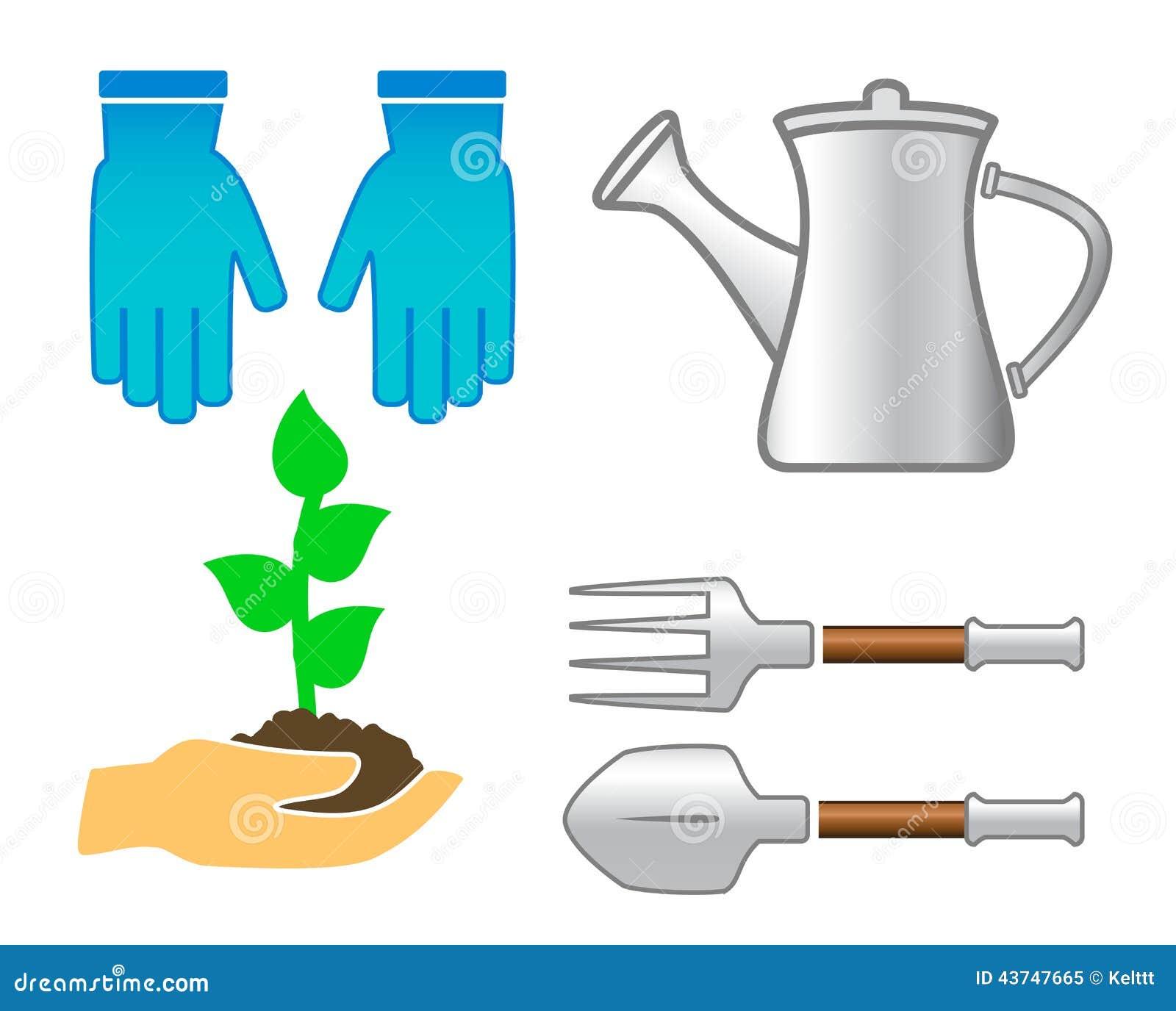 Les outils de jardinage d coration de maison contemporaine for Les outils de jardinage