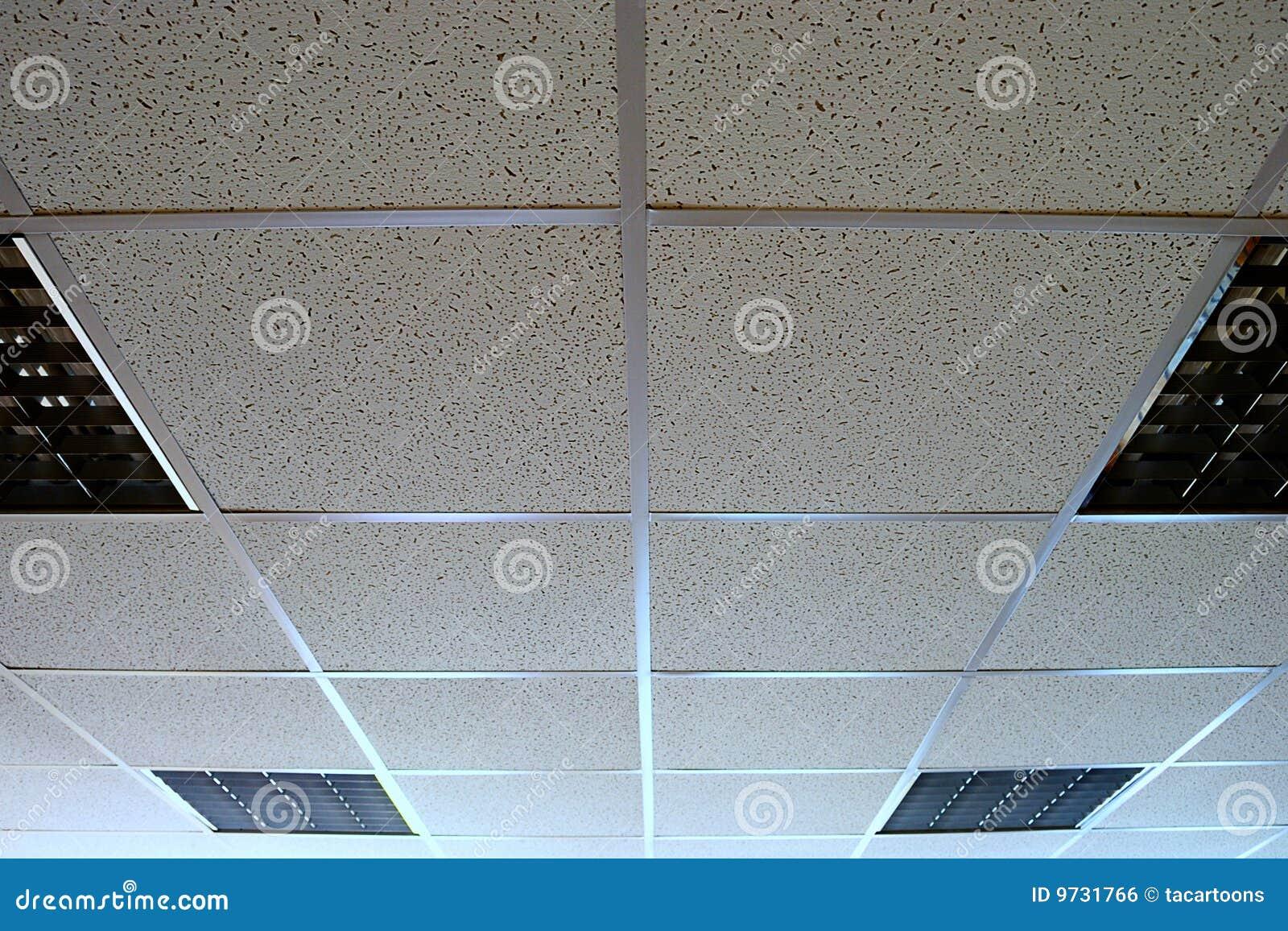 Plafond de bureau image libre de droits image 9731766 for Plafond de bureau