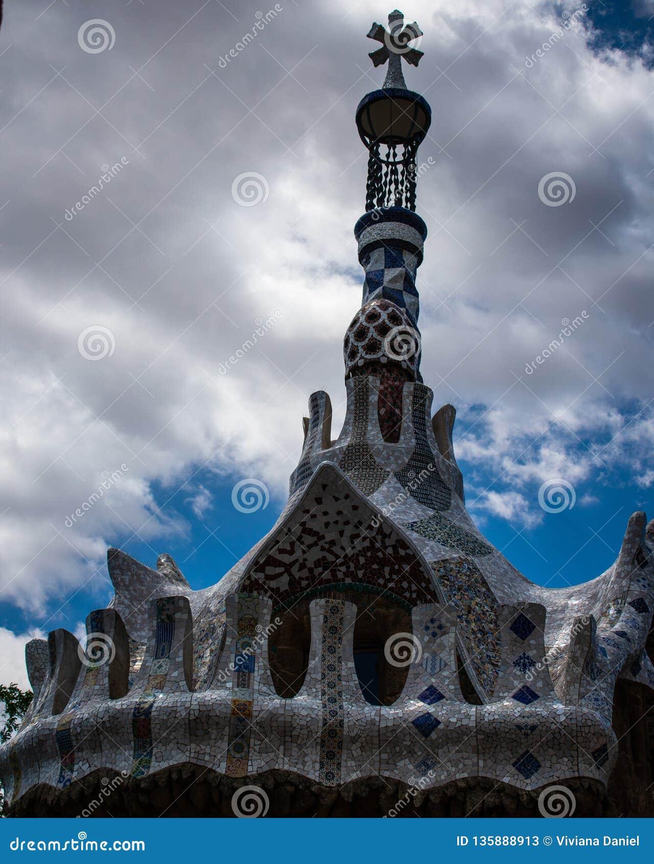 Plafond de maison en parc d aune de ¼ de gÃ, Barcelone, Espagne