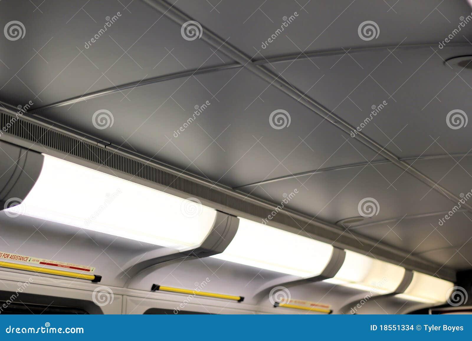 Plafond de passage