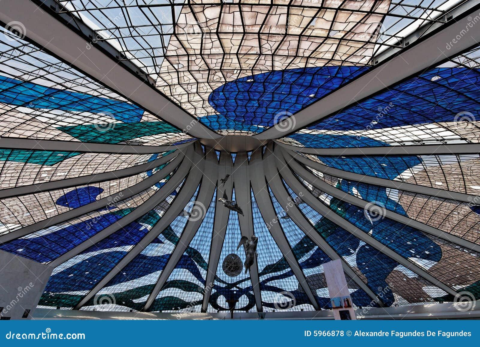Plafond en verre Brasilia